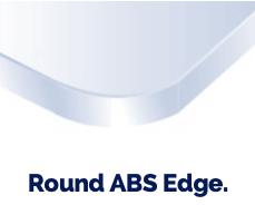 Round ABS Edge
